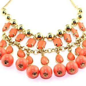 Beautiful Layered Statement Necklace